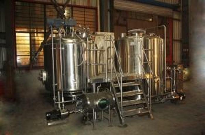 New Stock BSV 10 bbl Brewhouse