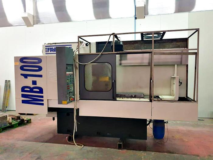 Used  Favretto MB-100 - 2001