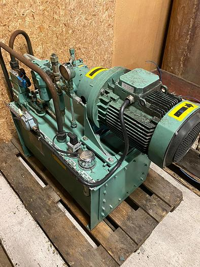Used ASEA Hydraulic station