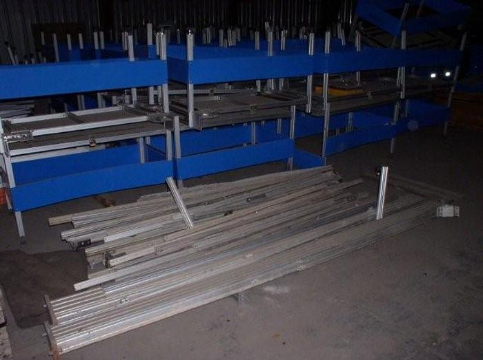 Used 80/20 inc. Aluminum Extrusions Building Components & Hardware; T-Slot
