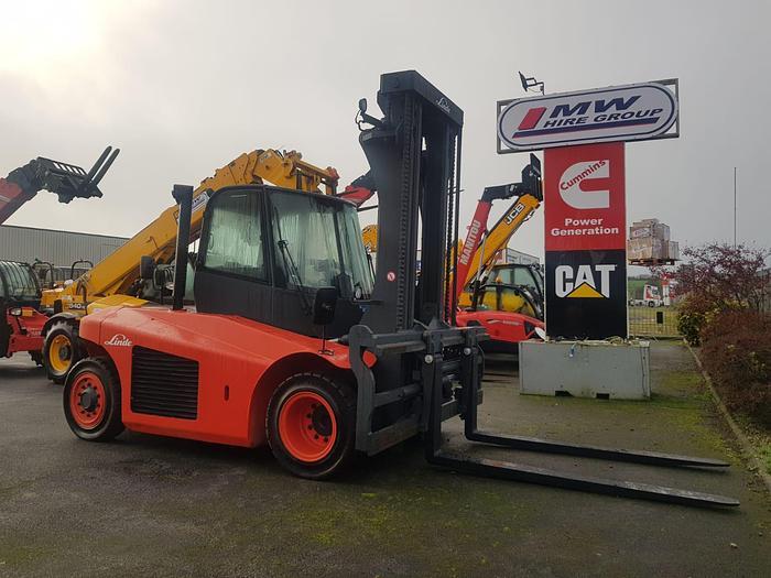 Used 2009 Linde H120 Forklift