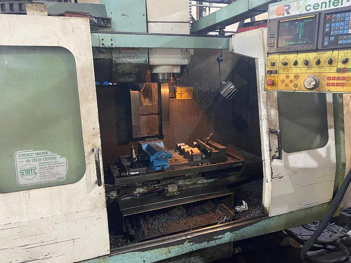 Used Used Victor VCentre 80 - 3 Axis Machining Center