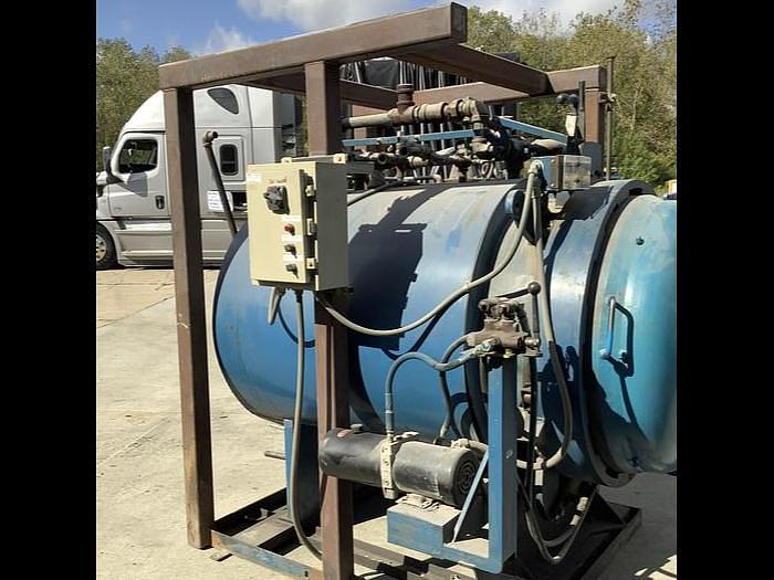 Used STEEL WAX AUTOCLAVE SYSTEM