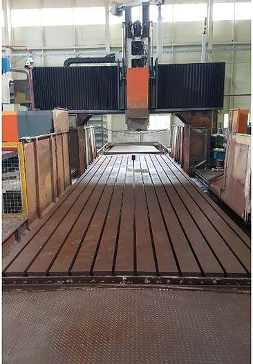 Used Planer Mill CNC