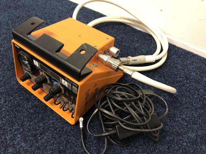 Drager Oxylog 2000