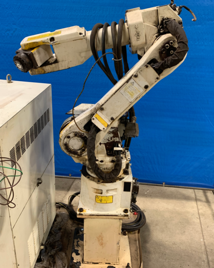 FANUC M6iB 6 AXIS CNC ROBOT WITH RJ3iB CONTROLLER