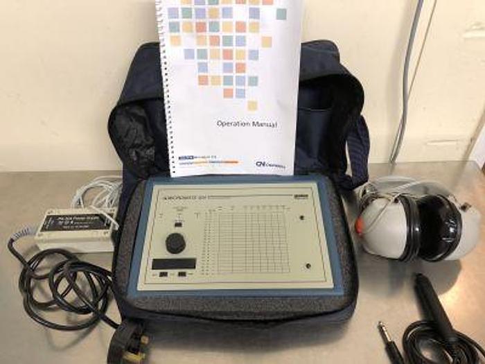 Audiometer  Madsen Micromate 304