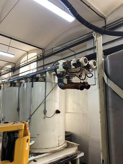 Coffee Bean Roasting Plant