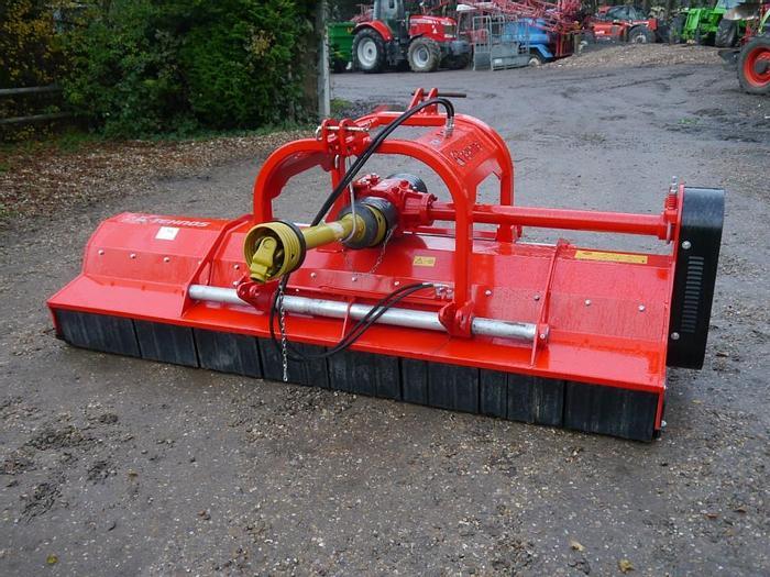 Used Tehnos 280 Flail Mower