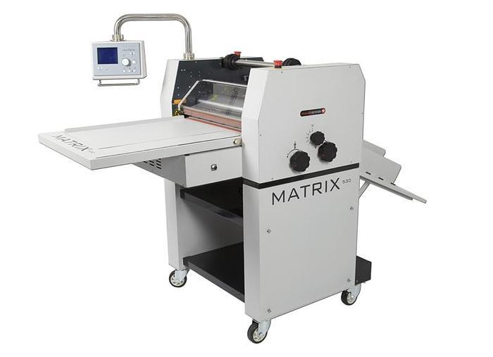 Matrix 530 Laminator (Single Sided)