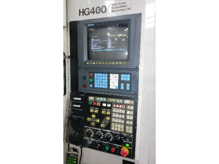 1992 Hitachi Seiki HG-400