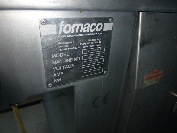 FOMACO FGM 80/320 F