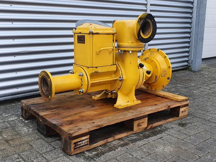 Used Selwood WATERPUMPS Seltorque 100
