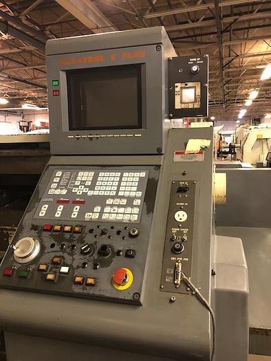 1995 MAZAK QT-20 CNC Lathe with Tailstock and T Plus control