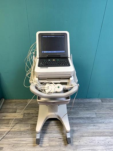 Gebraucht Philips PageWriter TC50 EKG Gerät auf Trolley
