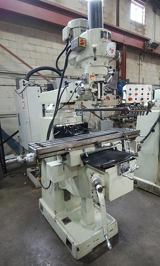 "10"" X 50"", FIRST, LC-185VS-B, 2011, VERTICAL MILLING MACHINE"