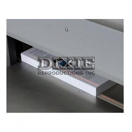 Cut-True 31H: 28'' Fully Programmable Hydraulic Guillotine Cutter