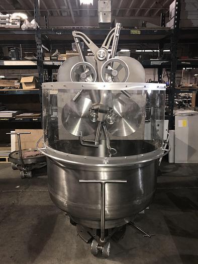 Excalibur Triple Action Twin-Arm Mixer