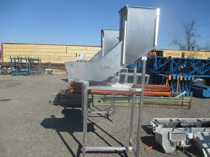 Used Load Scale Hopper
