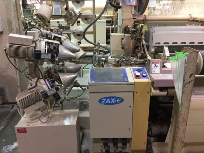 2002 12 Tsudakoma ZAX Terry Towel weaving machines