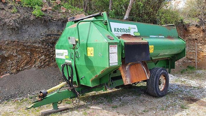 Gebraucht Keenan Klassik 140 Futtermischwagen