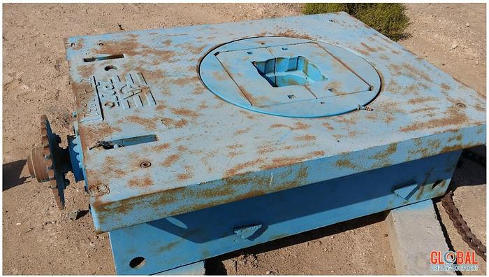 """Used ZP275-2 Rotary Table, 27-1/2"""""""