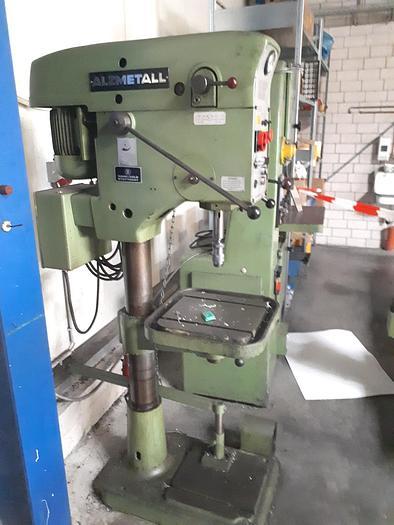 Gebraucht 1985 Alzmetall AB25SV Säulenbohrmaschine