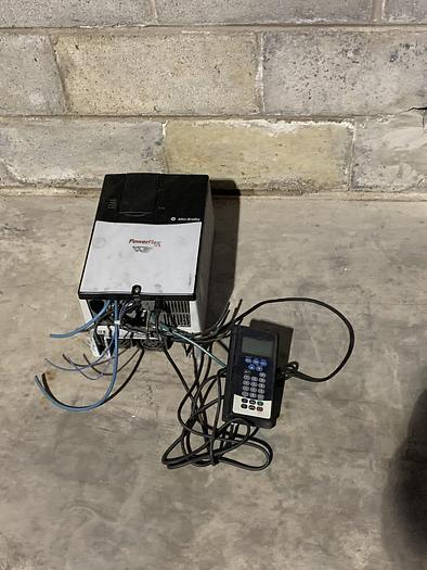 Used ALLEN BRADLEY POWERFLEX 70 DRIVE 30HP