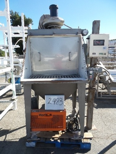 Horizon Small Bag Dump Station With Dust Collection