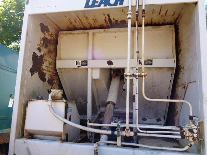 2002 Leach 25 YD- Stock #: 1249
