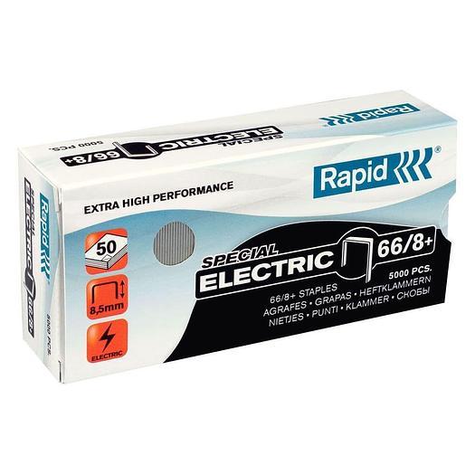 Trade Box Genuine Branded Rapid 66/8 + SUPER Strong Staples For Rapid Staplers 12 Packs (60,000)