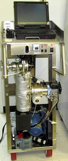 Used MKS PAS Residual Gas Analyzer