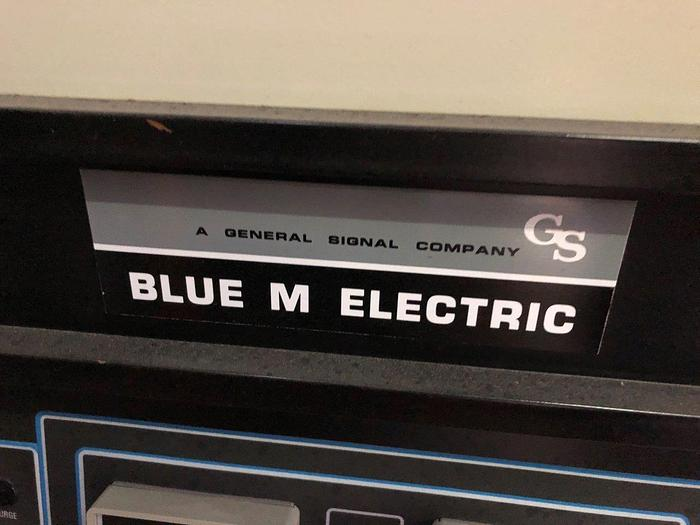 Blue M Oven 336 Clean Room Oven