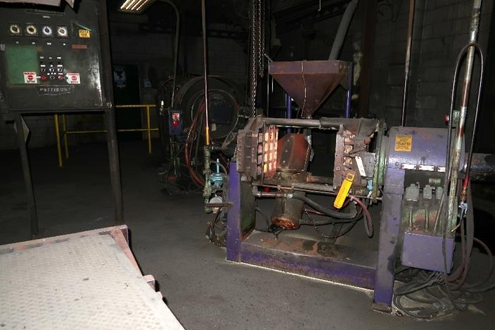 BEARDSLEY & PIPER SHELL CORE MACHINE SF-6CA