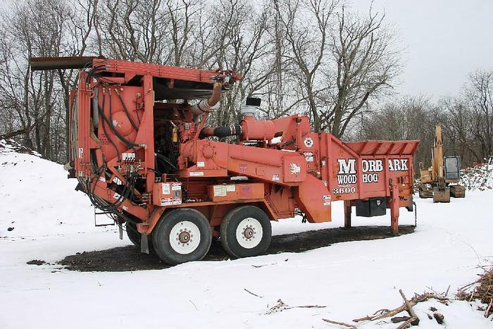 Used Morbark 3600 Grinder