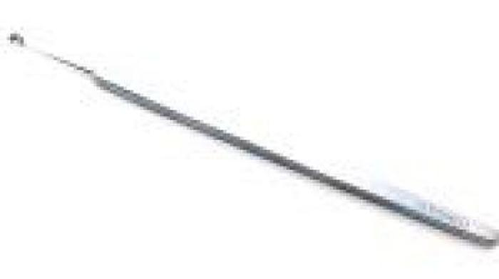 Ophthalmic Curette Chalazion Sharp 1.0mm Cup Size by 125mm