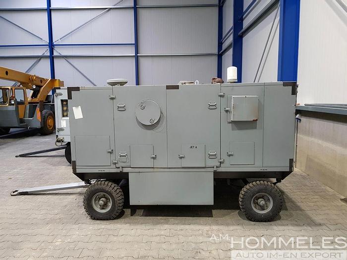 Used Hydraulics international MJ2A-1
