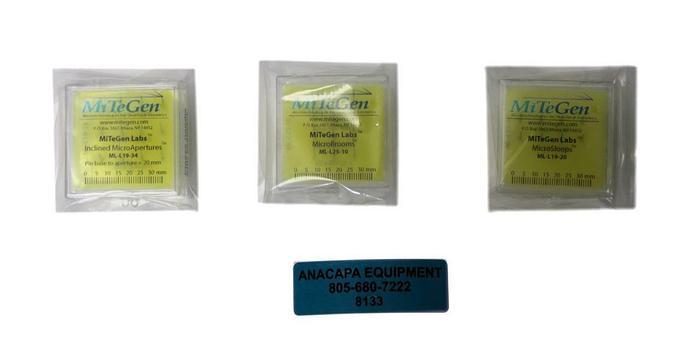 MiTeGen ML-L19-34, ML-L25, ML-L19-20 MicroBrooms, MicroSloops New lot of 3 (8133