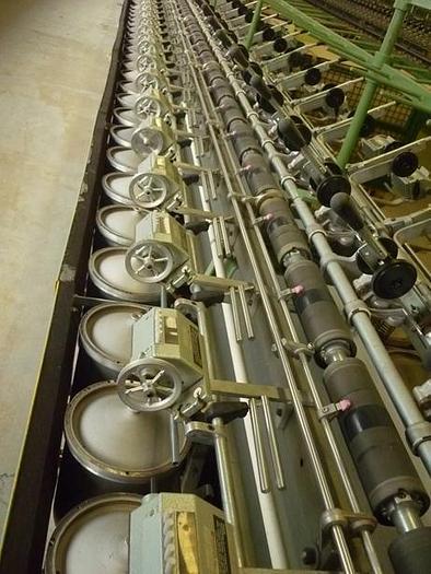 Doppeldraht-Zwirnmaschine für Glasfaser HAMEL  HG6  4/214.50