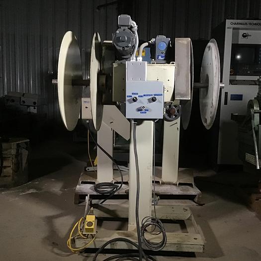 400 lb. Durant Single Endl Uncoiler