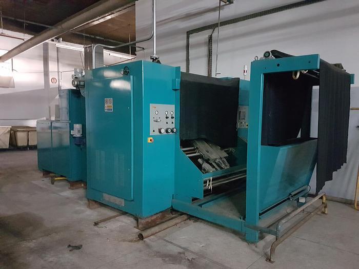 Used LAFER tubular compactor  machine