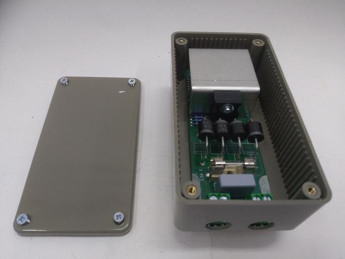 5 Stück Phasenabschnitt Steuerung PAD 500 Conrad, in Kunststoffbox, neu -70%