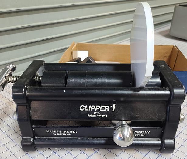 Used Rosback Clipper I Corner Rounder