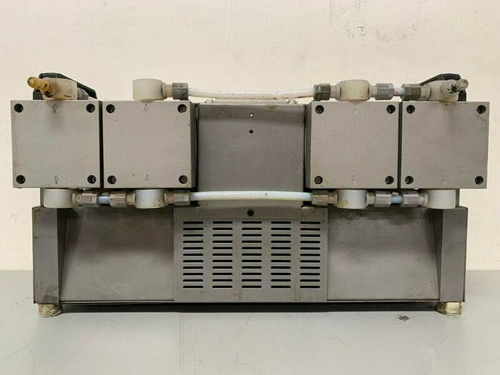 Used Welch 2163B-01 ILMVAC High Capacity-High Vacuum Pump 115V
