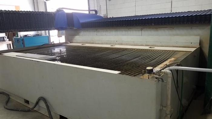 Used 2004 FLOW IFB 6012 WATERJET CUTTING SYSTEM (#9925)