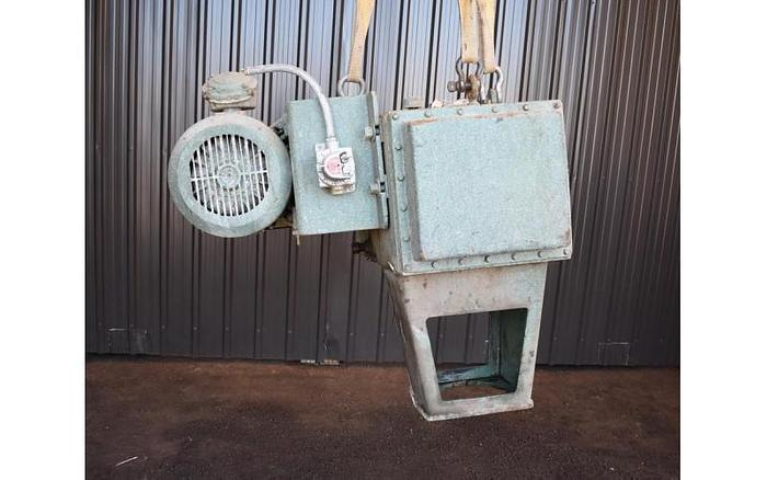 USED LIGHTNIN MIXER, 25 HP, MECHANICAL VARIABLE SPEED
