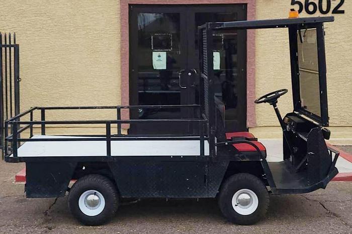 Used 1999 EZGO Electric Cart TXT