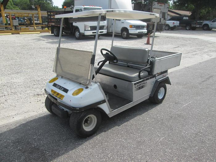 2011 Club car Carryall 1
