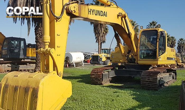 2008 Hyundai 320LC