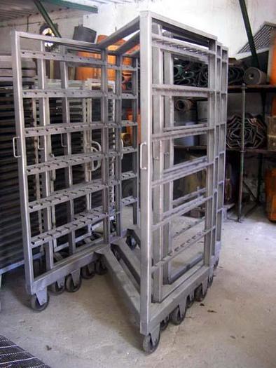 Używane Wózek wędzarniczy - MWD - 11.38